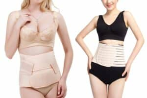 The Best Postpartum Girdles and Belly Wraps
