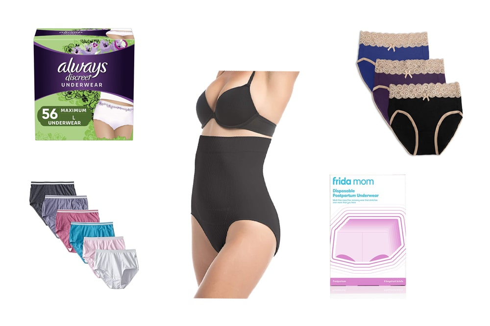 Best Postpartum Underwear