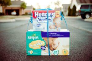 Huggies vs Pampers Diapers