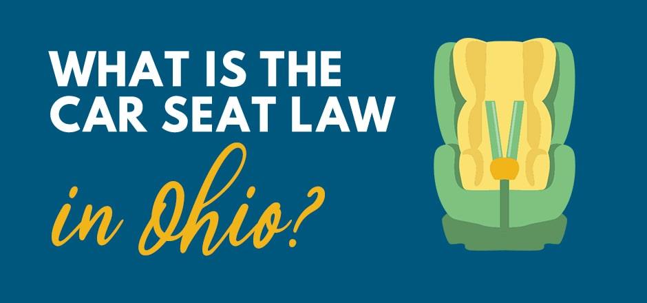 Car Seat Laws in Ohio