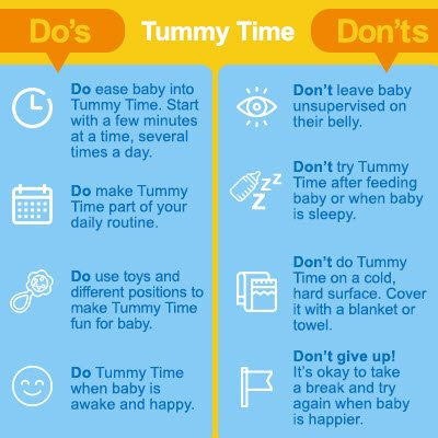 Tummy Time With Baby Guide Dos and Donts
