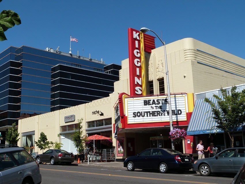 Kiggins Theater Vancouver Washington