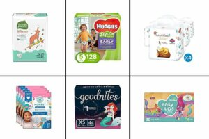 Top 10 Best Pull Up Diapers