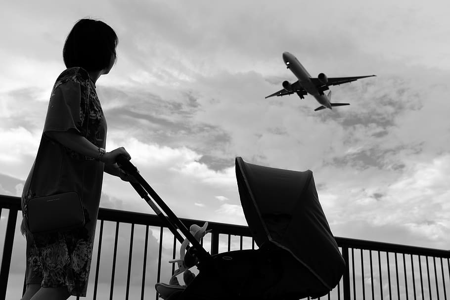 airline stroller policies