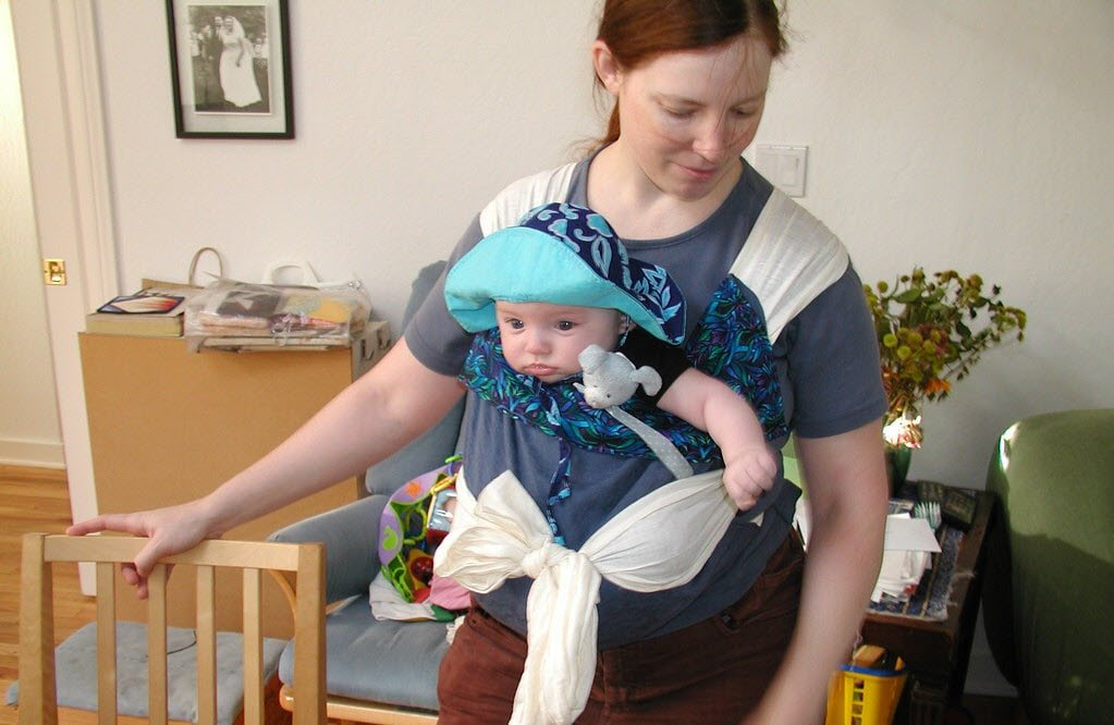 baby carrier for plus size women