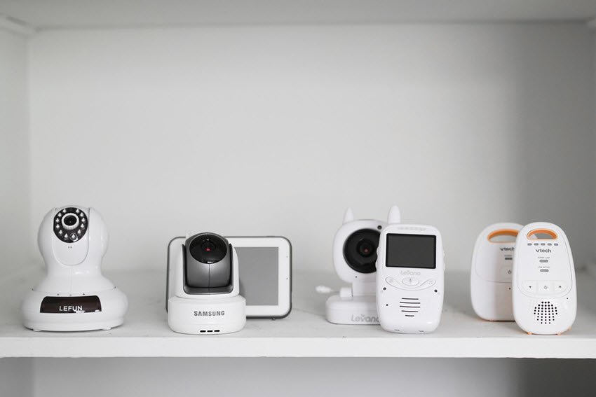 baby monitors secure