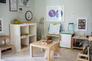 Montessori Baby Proofing