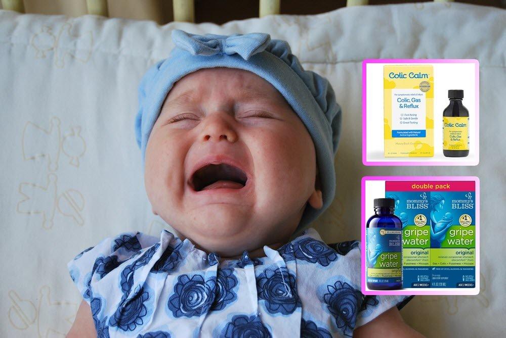 colic calm vs gripe water