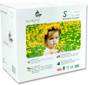 eco boom biodegradable diapers