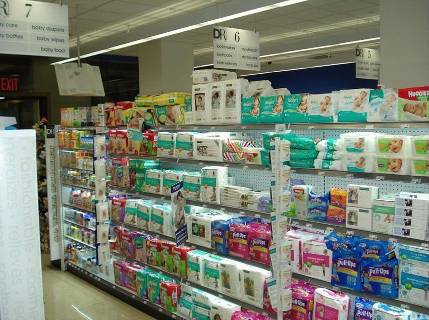 variety of pull up diapers for infants