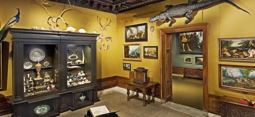 walters art museum chamber of wonders