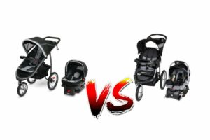 Baby Trend Vs Graco travel system