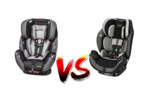 Evenflo Symphony Elite Vs DLX Car Seat