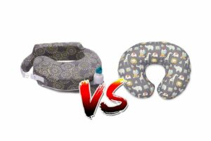 My Brest Friend Vs Boppy Pillow