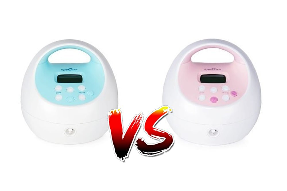 Spectra S1 vs S2 Breast Pump