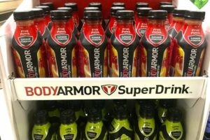 body armor drink for breastfeeding