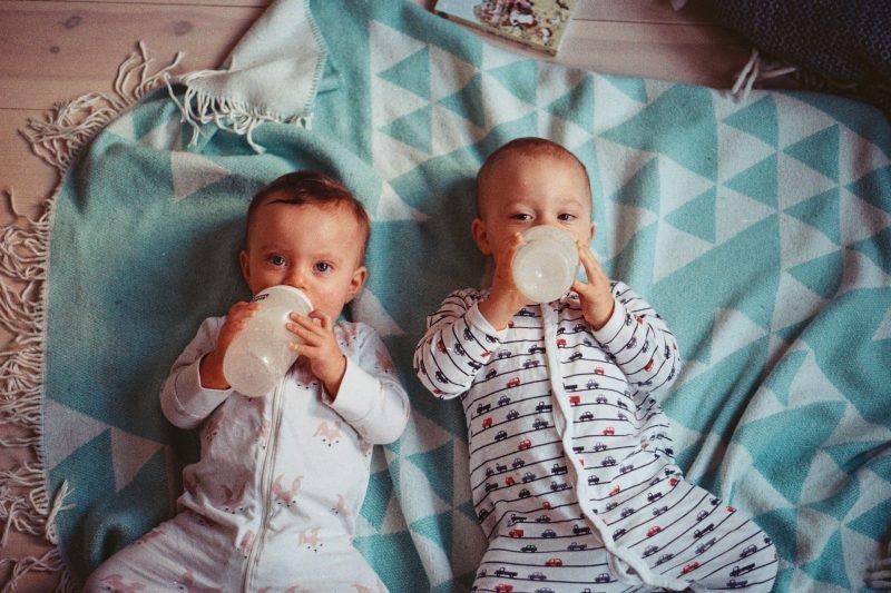 are baby bottles dishwasher safe