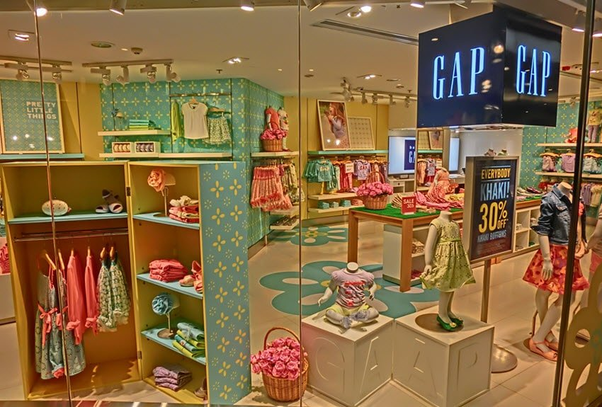 kids clothing department store