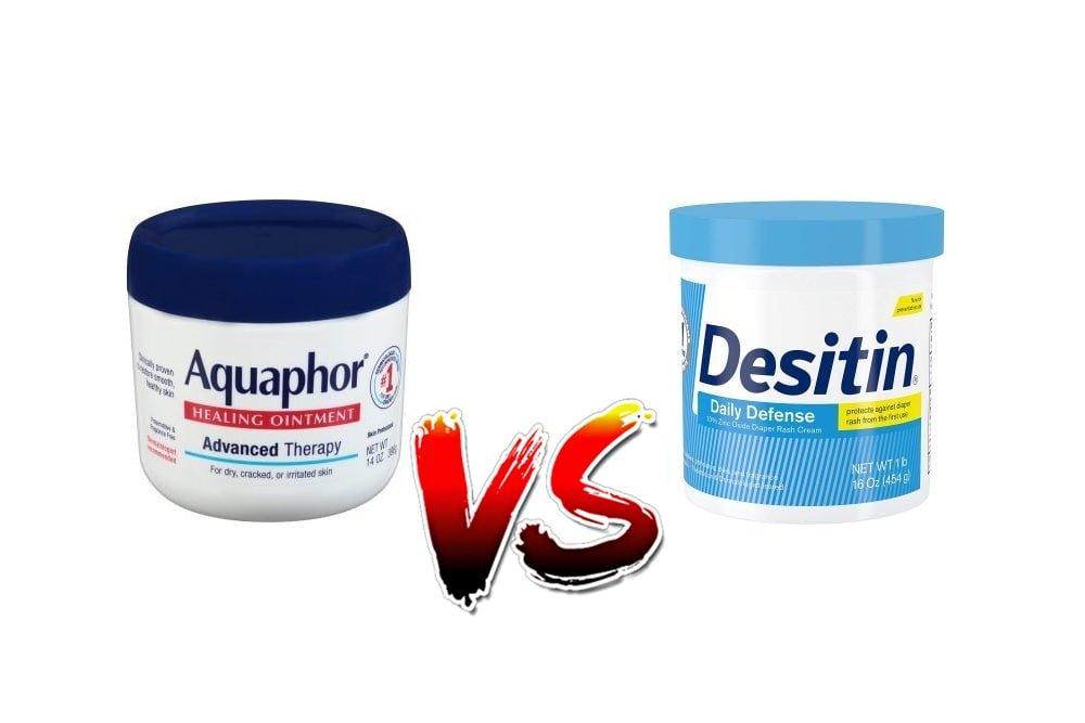 Aquaphor Vs Desitin Baby Rash Cream