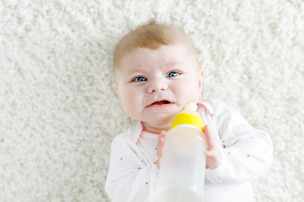 Baby Wont Take Formula