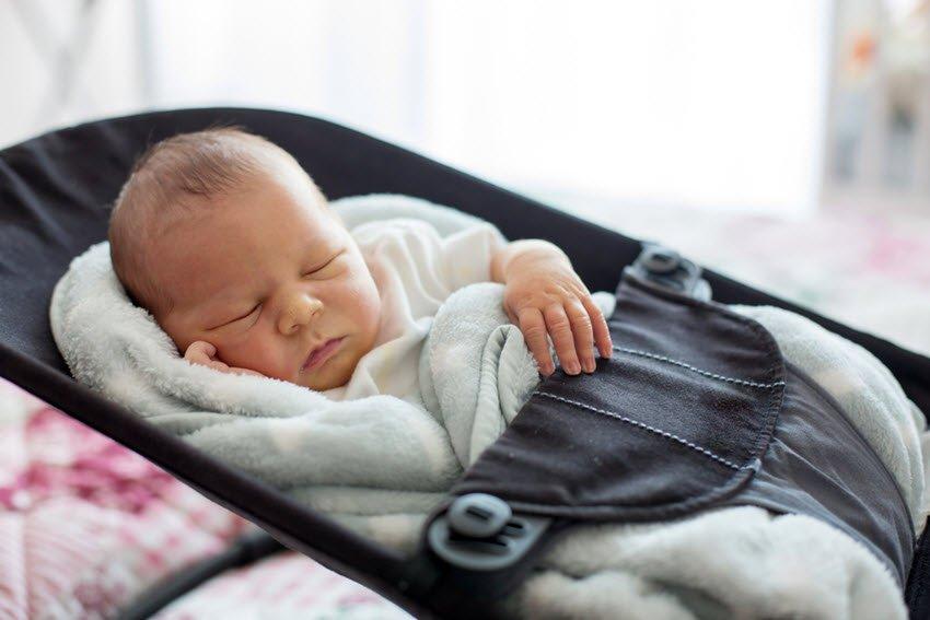 Newborn Baby Swing