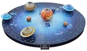 Space Kids Solar System Outer Puzzle