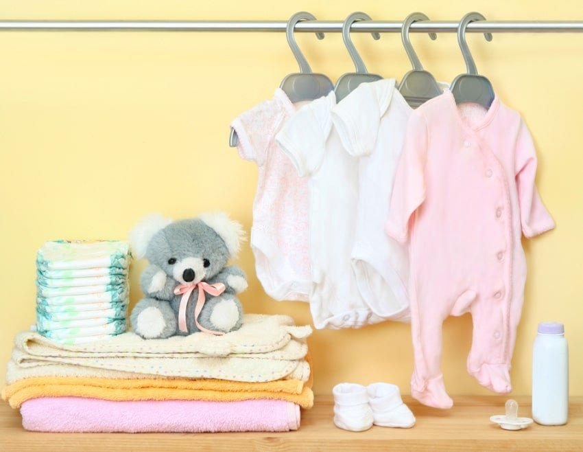 clothes for a baby