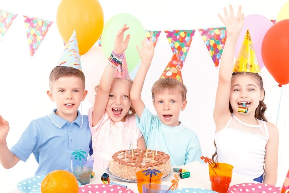 How Many Kids Should You Invite to a Birthday Party?