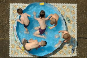 How Long Can You Leave Water in an Inflatable Pool