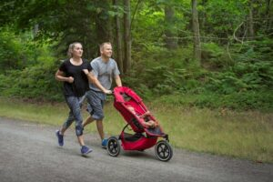 10 Lightweight Jogging Strollers for 2020 - Compact & Small