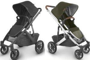 Uppababy Cruz vs Vista - 2020 Stroller Differences and Comparison