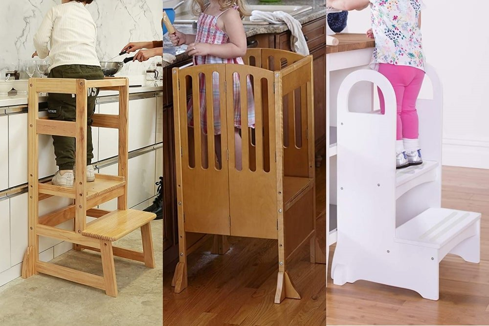 5 Best Learning Towers & Kitchen Helpers for Toddlers