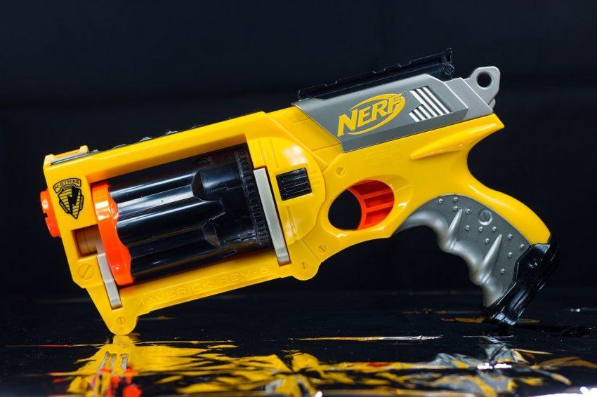 best nerf guns