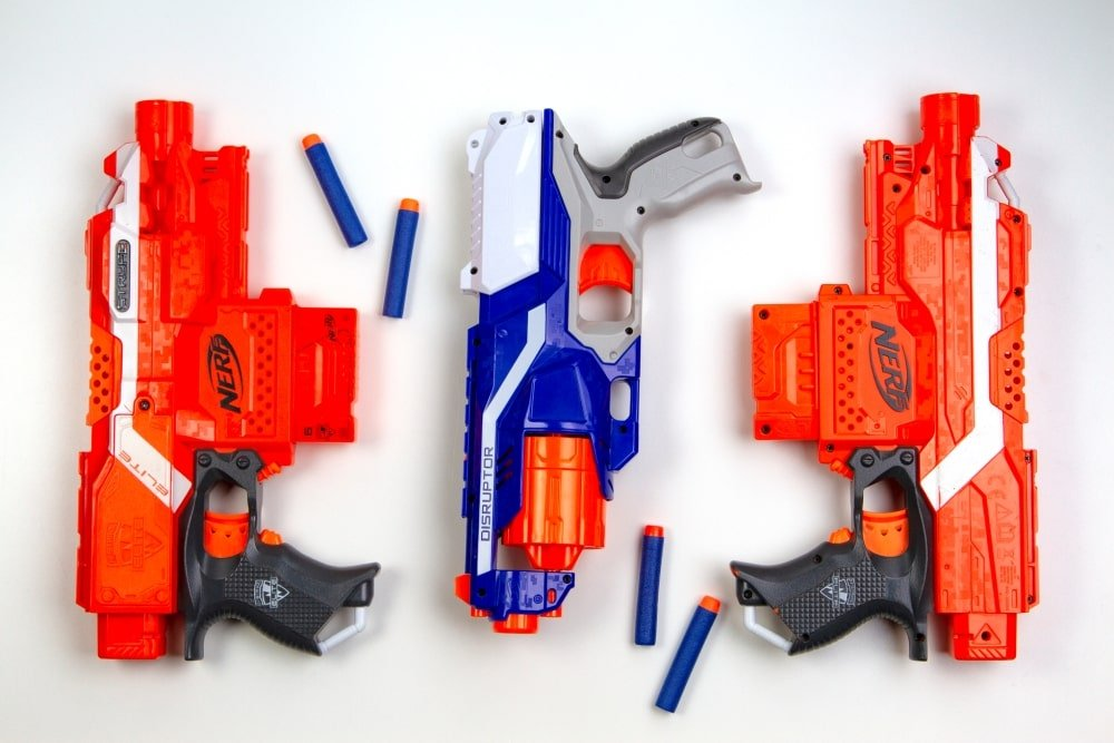 Best Nerf Guns for 3, 4, 5 and 6 Year Old Kids in 2020