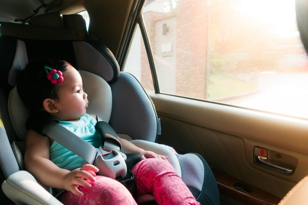 child carseat