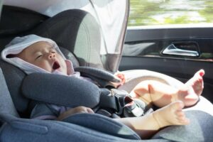 How Soon Can a Newborn Travel Long Distance by Car?