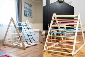 6 Best Pikler Triangles for 2020 (Montessori Climbing Ladder)