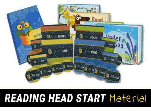 Reading Heart Start Program Material