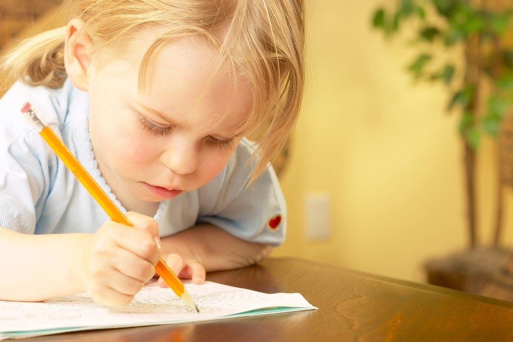 When Should a Child Be Able to Spell Their Name?