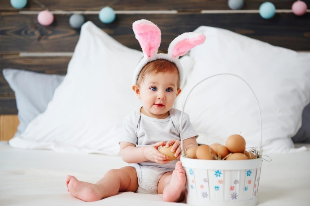 Names That Mean Rabbit, Bunny, or Easter