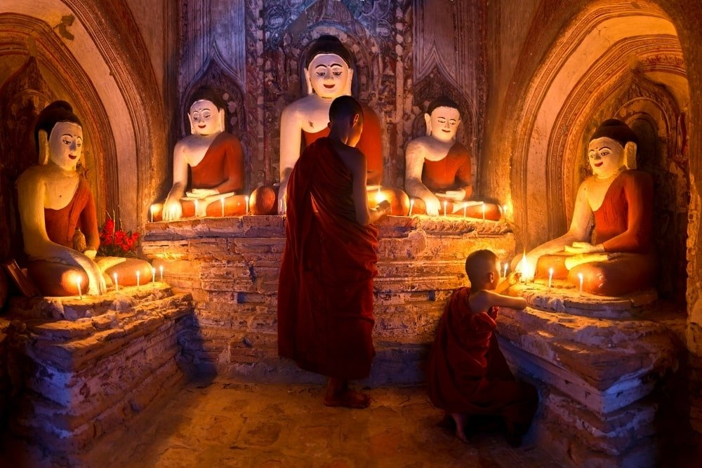100 Buddhist Girl Names with Meanings