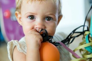 Why Is My Child Chewing On Clothing And Other Things?