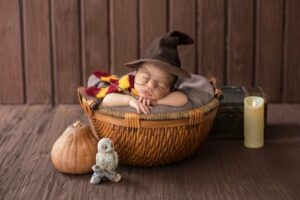 150 Amazing Warlock, Wizard and Witch Baby Names