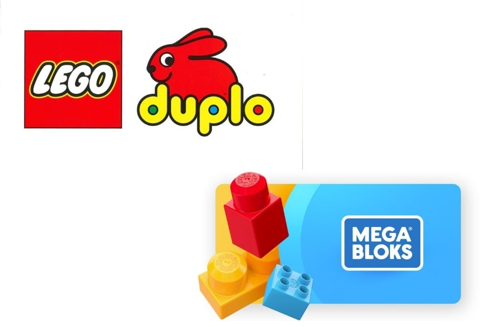 Mega Blocks vs Lego Duplo - Which is Better? Are They Compatible?