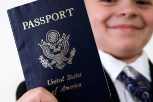 How to Get a Child Passport With One Parent Absent