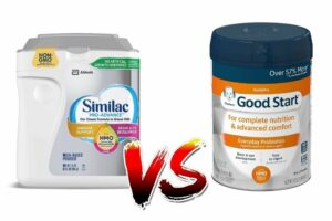 Similac vs Gerber - Which Baby Formula is Best?