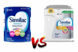 Similac Advance vs Pro Advance - Differences Explained