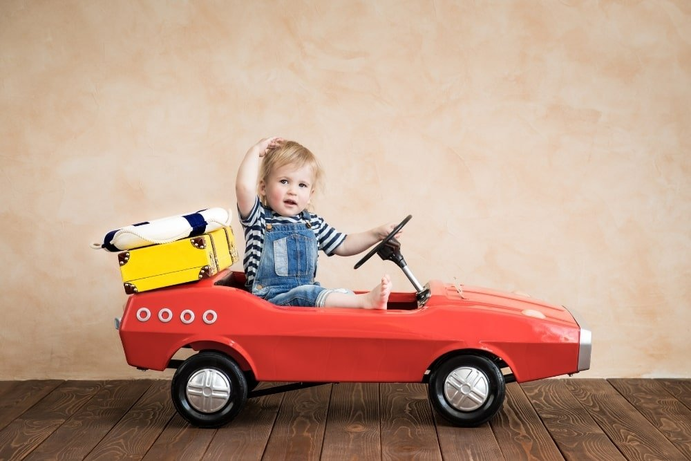 18 Best Ride on Toys for 1 Year Old Toddlers and Babies