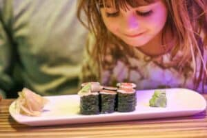 Can Toddlers and Kids Eat Sushi? Is It Safe?