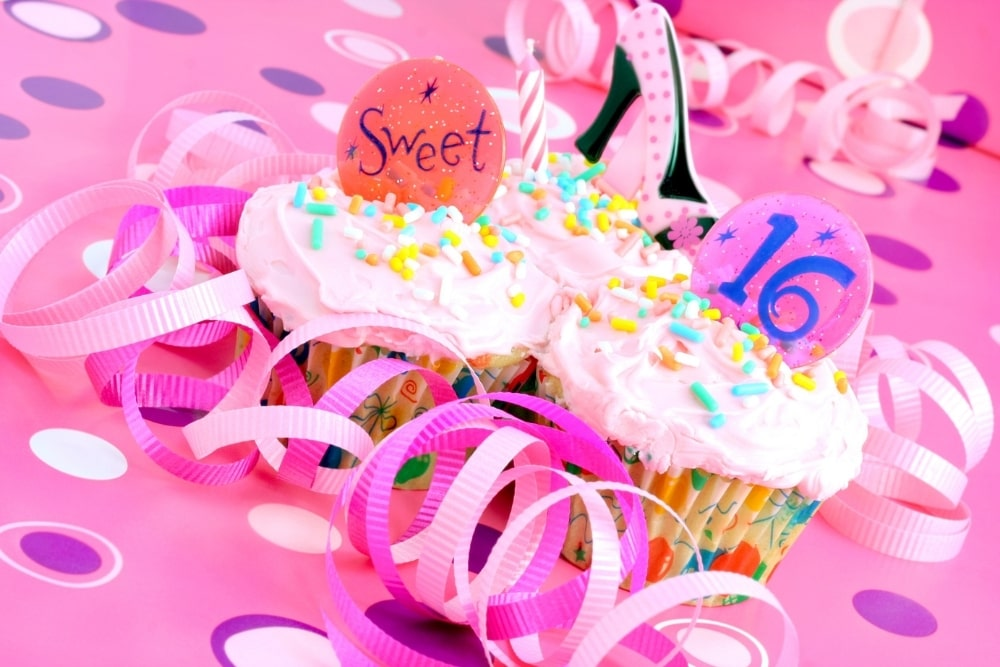 Beautiful Happy Sweet 16 Birthday Speeches For Daughters